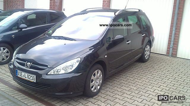 2003 Peugeot  307 110 Estate Car Used vehicle photo
