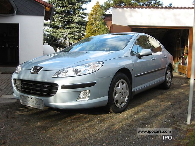 2007 Peugeot  407 140 Limousine Used vehicle photo