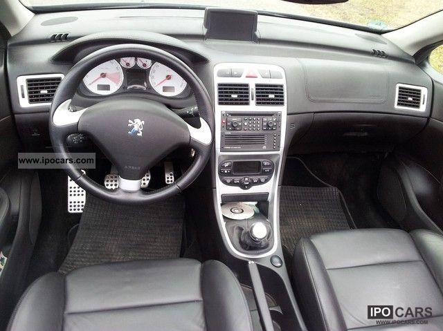 2005 Peugeot 307 Cc 180 Sport Car Photo And Specs