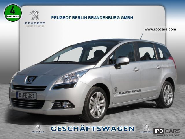 2012 peugeot active 5008 hdi fap 150 pdc klimaautomatik car photo and specs. Black Bedroom Furniture Sets. Home Design Ideas