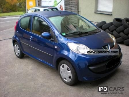 2008 Peugeot  107 70 rogue Small Car Used vehicle photo