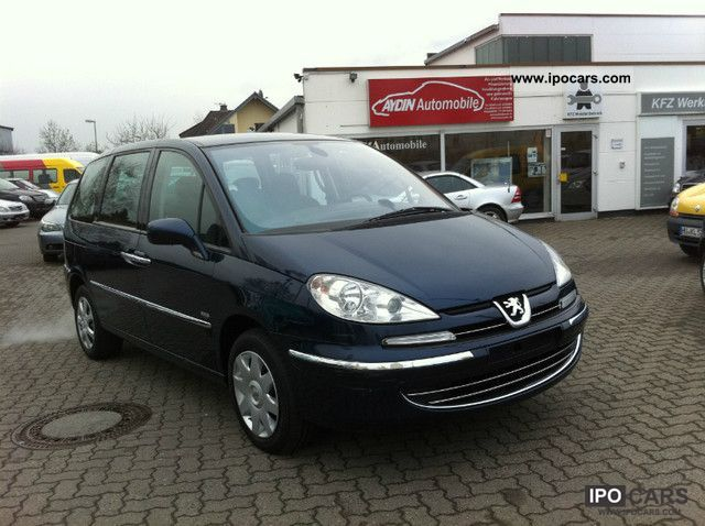 2008 Peugeot  807 HDi 135 Family CARE FINANCING AVAILABLE Van / Minibus Used vehicle photo