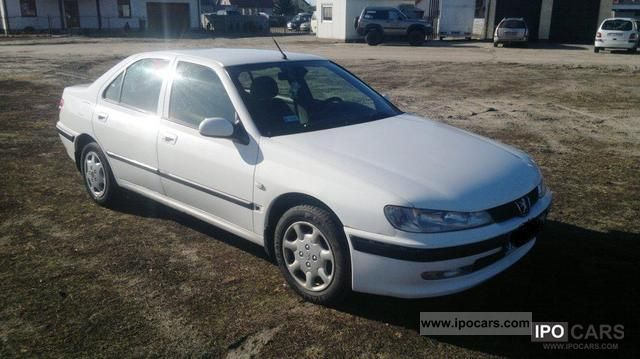 1999 Peugeot  406 Limousine Used vehicle photo