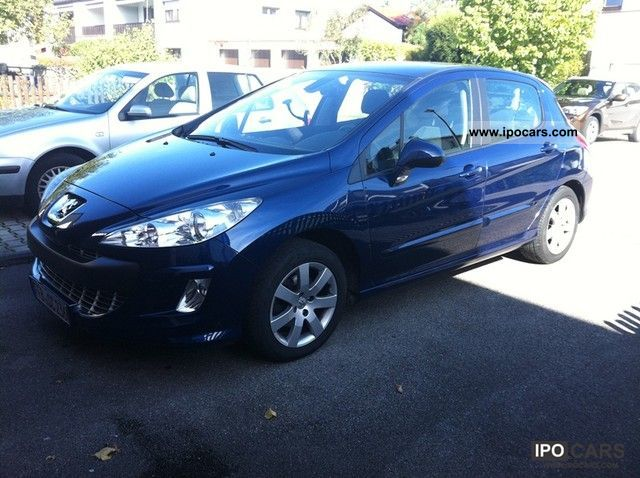 2007 peugeot 308 120 vti tendance car photo and specs. Black Bedroom Furniture Sets. Home Design Ideas