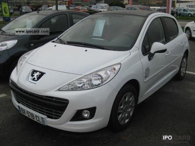 2011 peugeot 207 1 6 hdi 64 s rie 5p car photo and specs. Black Bedroom Furniture Sets. Home Design Ideas