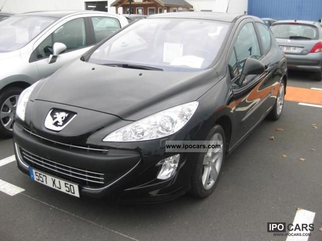 2008 Peugeot 308 1.6 THP 16v 175ch Feline 3p Limousine Used vehicle ...