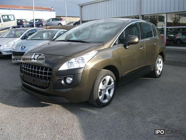 2010 peugeot 3008 premium 1 6l hdi fap 112ch bv6 car photo and specs. Black Bedroom Furniture Sets. Home Design Ideas