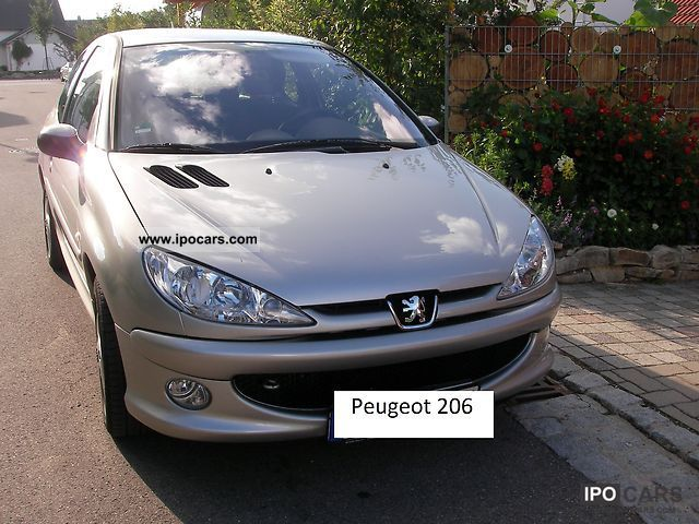2005 Peugeot  206 HDi 110 Small Car Used vehicle photo