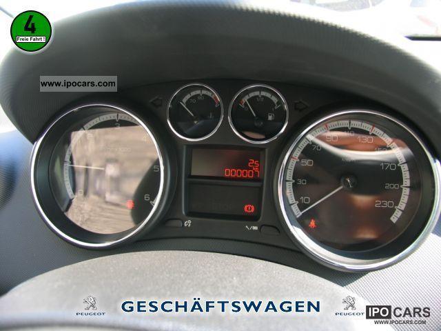 2012 peugeot 308 sw hdi fap 110 active e klimaautom atik car photo and specs. Black Bedroom Furniture Sets. Home Design Ideas