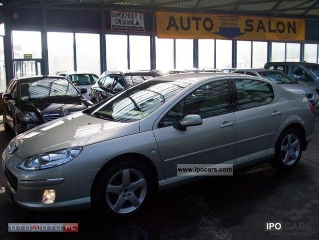 2008 Peugeot  407 Tiptronic GWARANCJA I-WL KRAJ Limousine Used vehicle photo