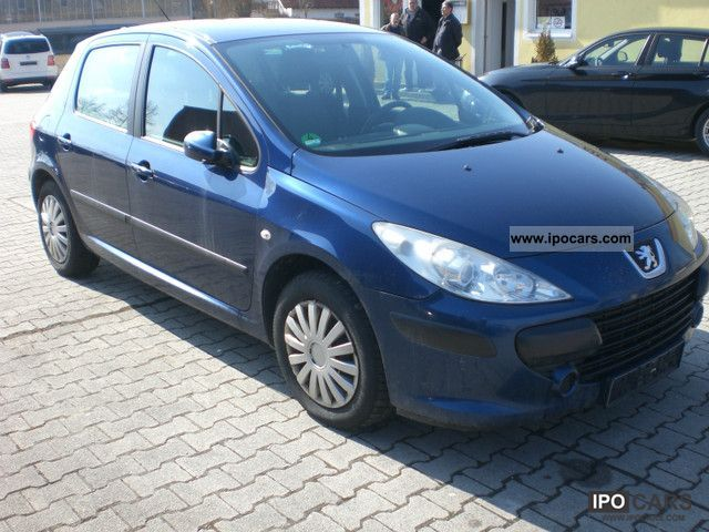 2005 peugeot 307 hdi 110 grand filou cool euro4 car photo and specs. Black Bedroom Furniture Sets. Home Design Ideas