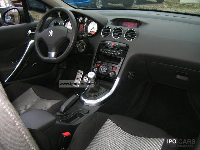2010 peugeot 308 cc hdi fap 140 bhp 2 0 premium car photo and specs. Black Bedroom Furniture Sets. Home Design Ideas