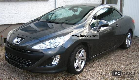 2008 peugeot 308 cc 2 0 hdi fap 140 related infomation. Black Bedroom Furniture Sets. Home Design Ideas