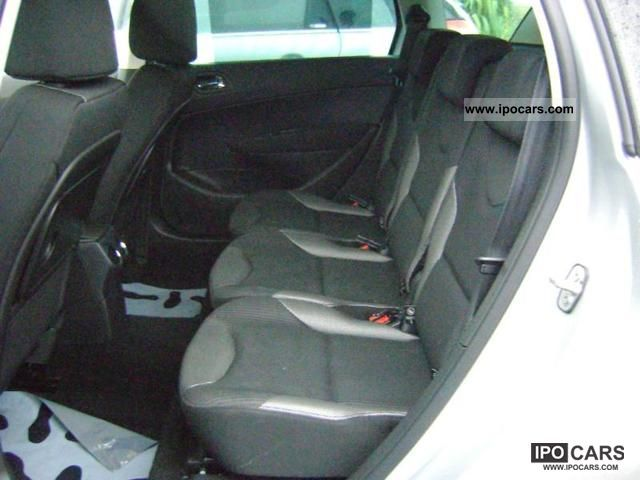2011 peugeot 308 sw 1 6 e business pack fap hdi112 car. Black Bedroom Furniture Sets. Home Design Ideas