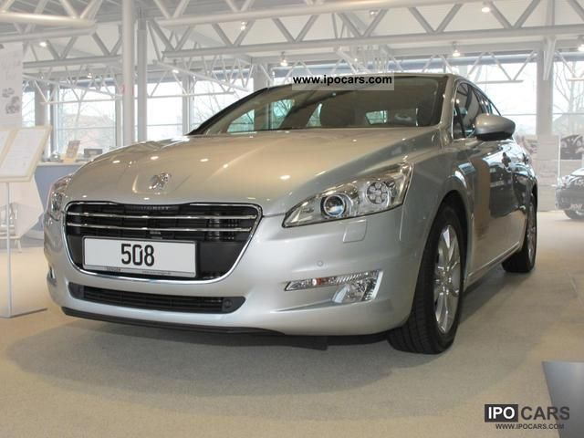 2011 peugeot 508 2 0 hdi fap 140 allure leather memory xenon car photo and specs. Black Bedroom Furniture Sets. Home Design Ideas