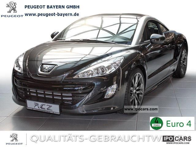 2012 Peugeot  RCZ 200 THP * Leather Memory Navi Xenon cruise control * Sports car/Coupe Demonstration Vehicle photo
