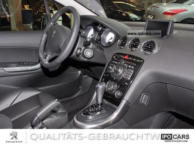 2011 peugeot 308 sw hdi allure 165 navi xenon bluetooth. Black Bedroom Furniture Sets. Home Design Ideas