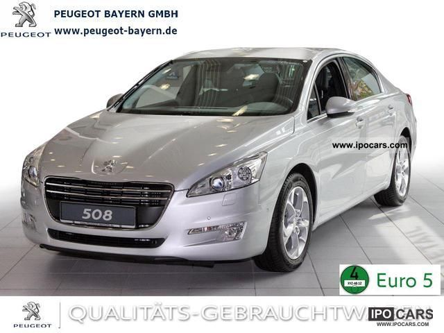 2011 peugeot active hdi 140 508 navi xenon pdc shz car photo and specs. Black Bedroom Furniture Sets. Home Design Ideas