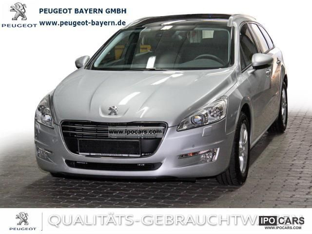 2011 peugeot 508 sw hdi 140 active navigation xenon panorama pdc car photo and specs. Black Bedroom Furniture Sets. Home Design Ideas