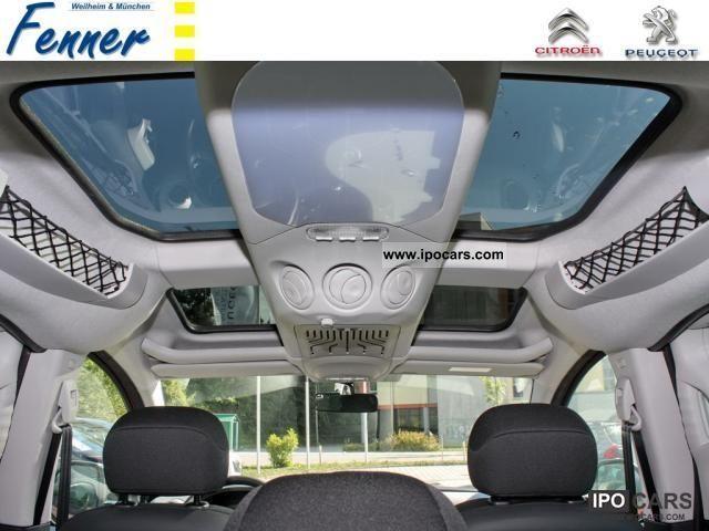 2011 Peugeot Family Partner Tepee 120 New Climate Pdc