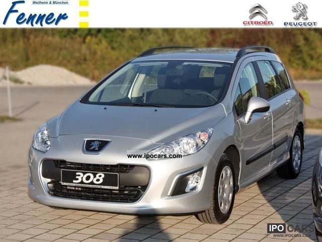 2011 peugeot 308 sw hdi 112 access e start stop new air cd. Black Bedroom Furniture Sets. Home Design Ideas