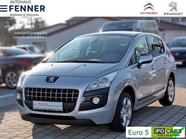 2011 peugeot 3008 hdi 150 active alu pdc shz car photo and specs. Black Bedroom Furniture Sets. Home Design Ideas