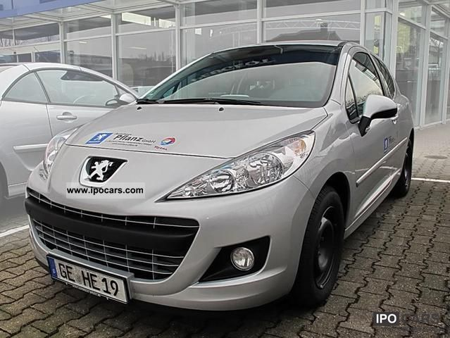 2012 peugeot 16v 207 1 6 hdi 90 fap premium climate control car photo and specs. Black Bedroom Furniture Sets. Home Design Ideas