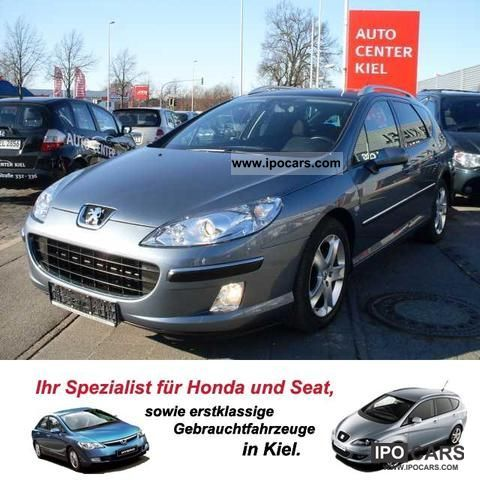 2005 Peugeot  407 SW 135 Premium, air / panorama roof Estate Car Used vehicle photo