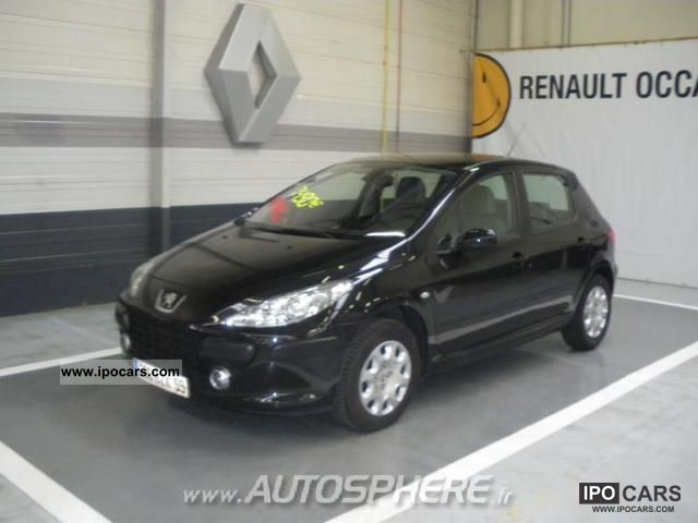 2005 Peugeot  307 Limousine Used vehicle photo