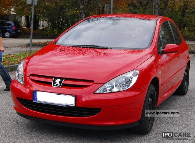 2004 peugeot 307 hdi 135 sport car photo and specs. Black Bedroom Furniture Sets. Home Design Ideas