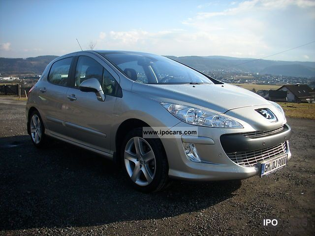 2007 peugeot vti 308 sport plus 120 with gas car photo and specs. Black Bedroom Furniture Sets. Home Design Ideas