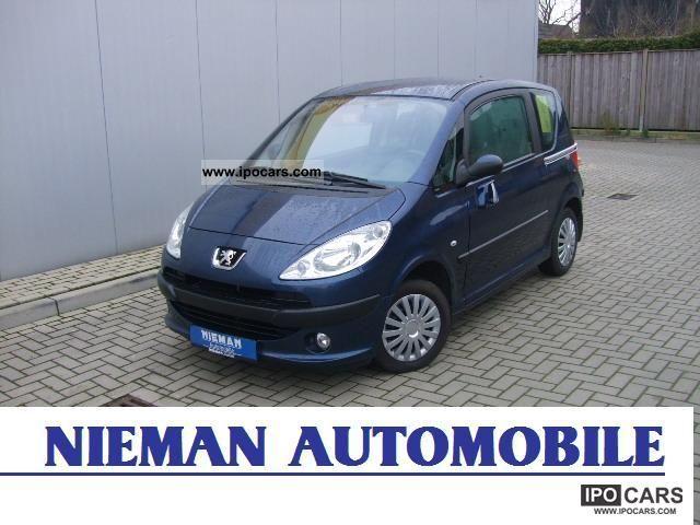 2006 Peugeot  1007.1 HAND,. WORKSHOP TESTED, 1 YEAR WARRANTY Estate Car Used vehicle photo