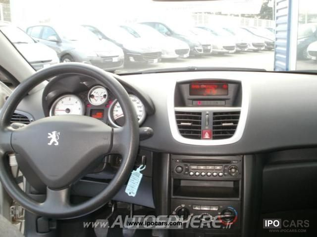 2008 peugeot 207 1 4 hdi70 trendy 3p car photo and specs. Black Bedroom Furniture Sets. Home Design Ideas
