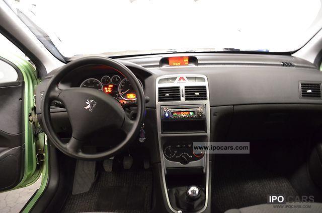 2003 Peugeot 307 75 Presence T 220 V New Car Photo And Specs