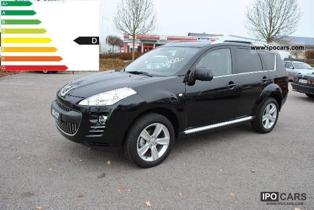 2012 Peugeot  4007 HDI FAP 7-seater DCS Platinum Off-road Vehicle/Pickup Truck Used vehicle photo