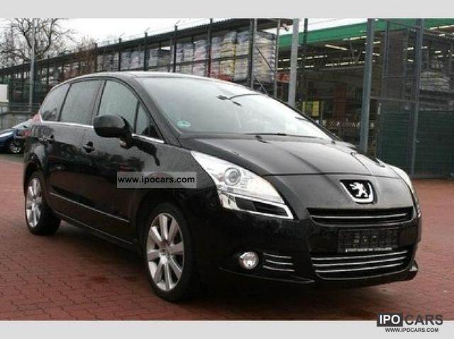 2010 peugeot 5008 2 0 hdi 150 cv jbl platinum cuir car photo and specs. Black Bedroom Furniture Sets. Home Design Ideas