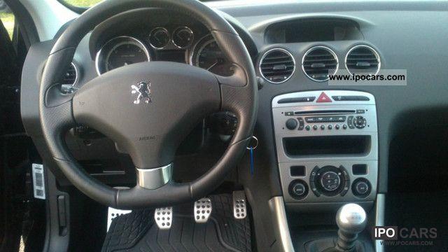 2010 Peugeot 308 1 6 Hdi 110ch Bvm6 Sportium Car Photo