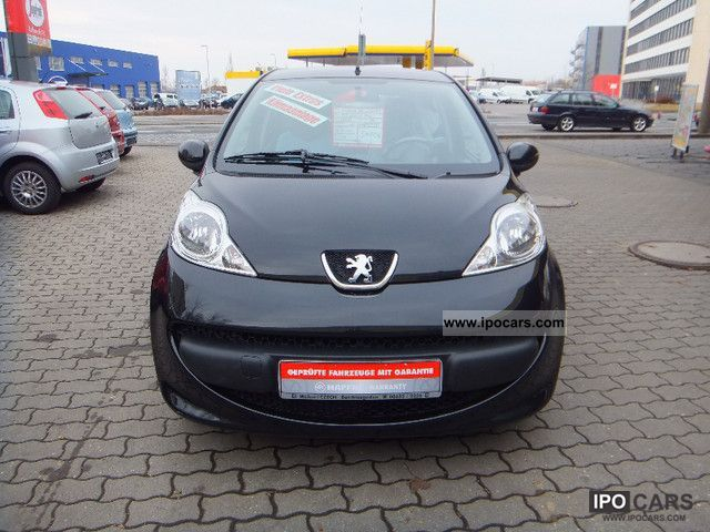 2008 Peugeot  107 Edition Plus * 5 doors * Air * 49400Km * guarantee * Small Car Used vehicle photo