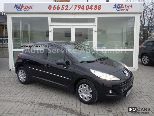 2011 Peugeot  207 75 ° CRUISE CONTROL AIR BORDC ° ° ° ESP Small Car New vehicle photo