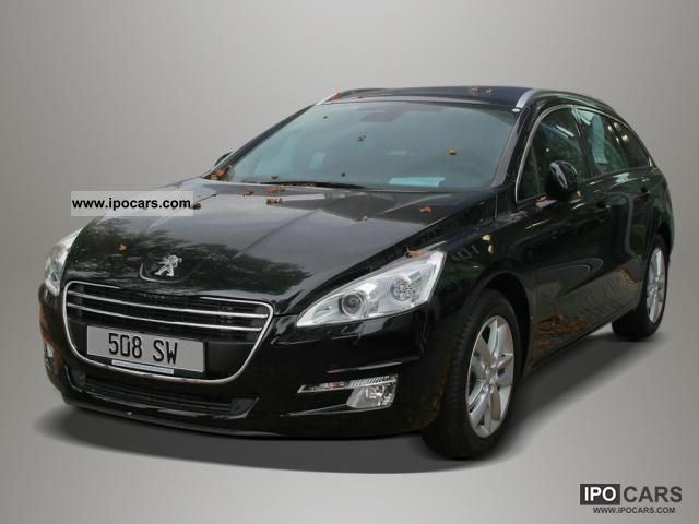 2011 peugeot 508 sw 2 0 hdi 140 business line car photo and specs. Black Bedroom Furniture Sets. Home Design Ideas