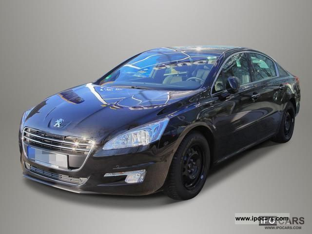 2011 peugeot 508 140 2 0 hdi allure air navigation car photo and specs. Black Bedroom Furniture Sets. Home Design Ideas