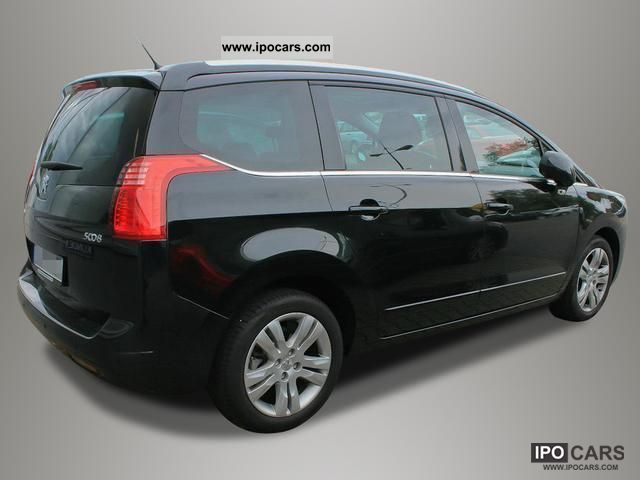 2011 peugeot 5008 2 0 hdi 150 platinum glass roof car photo and specs. Black Bedroom Furniture Sets. Home Design Ideas