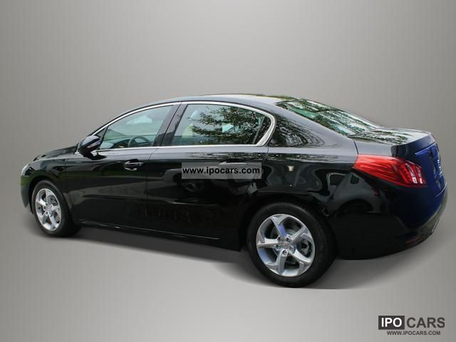 2011 peugeot 508 2 0 hdi 140 active navigation car photo and specs. Black Bedroom Furniture Sets. Home Design Ideas