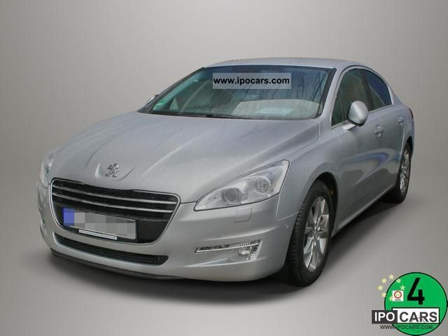 2011 peugeot 508 140 2 0 hdi allure car photo and specs. Black Bedroom Furniture Sets. Home Design Ideas