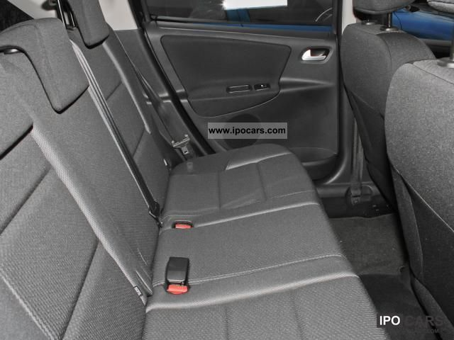 2011 Peugeot 207 SW 1.6 16V HDi 90 FAP Family roof glass - Car Photo ...