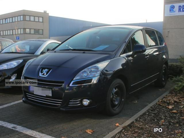 2011 peugeot 5008 2 0 hdi 150 business package business lin car photo and specs. Black Bedroom Furniture Sets. Home Design Ideas