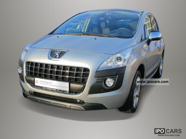 2011 peugeot 3008 2 0 hdi 150 parktronic air navigation car photo and specs. Black Bedroom Furniture Sets. Home Design Ideas