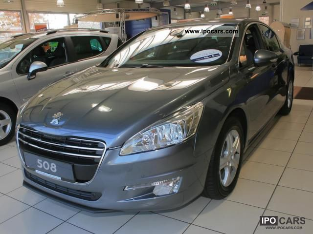 2011 peugeot 508 2 0 hdi 140 active parktronic climate car photo and specs. Black Bedroom Furniture Sets. Home Design Ideas