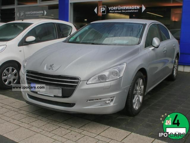 2011 peugeot 508 2 0 hdi 140 active car photo and specs. Black Bedroom Furniture Sets. Home Design Ideas