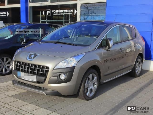 2012 peugeot 3008 platinum hdi 150 fap euro 5 climate. Black Bedroom Furniture Sets. Home Design Ideas